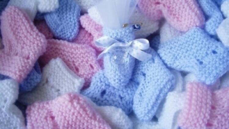 Bebek Şekerleri için Patikler