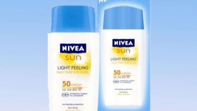 NIVEA SUN'dan yeni bir krem!