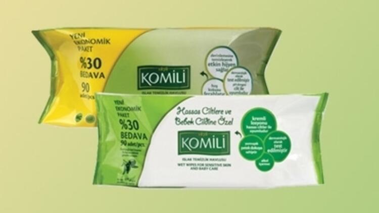 Komili'den Özel Seri