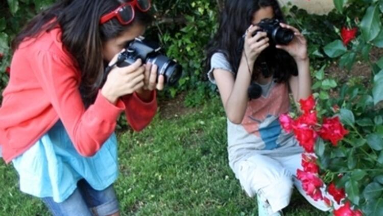 Çocuklar için Fotoğraf Eğitimleri