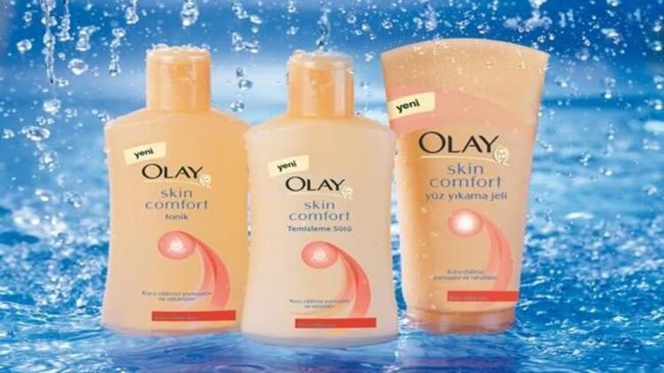 Olay Skin Comfort serisiyle kuru ciltler tarih oluyor!