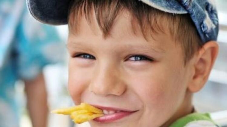 Tuz oranı Fast Food'da daha yüksek