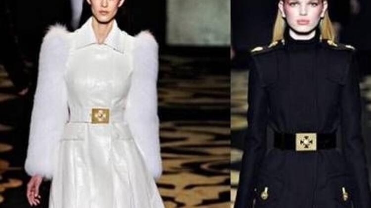 Kış modasının manto ve kabanları