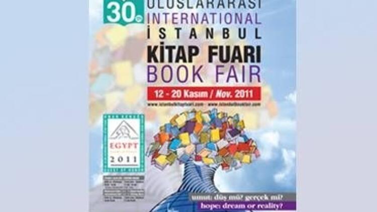 30. Uluslararası İstanbul Kitap Fuarı açılıyor!