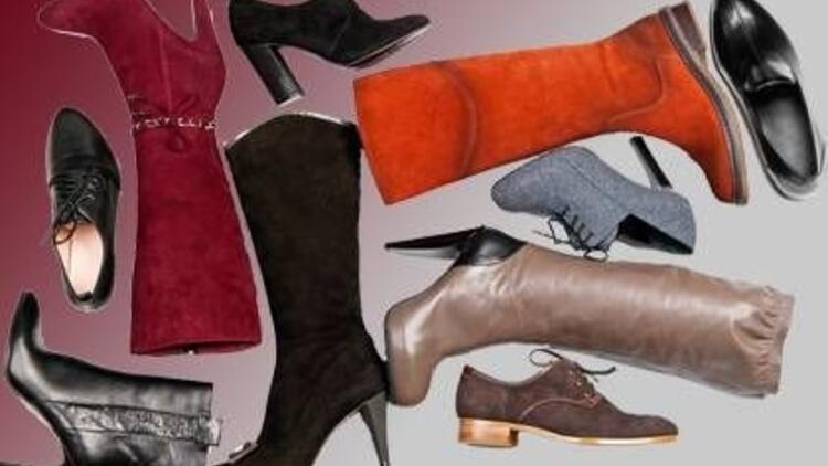 Kış sezonunun çizme ve bot modelleri