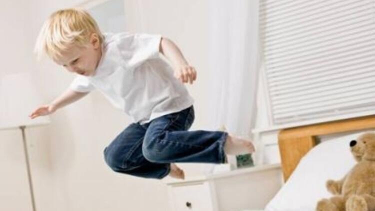 20 çocuktan biri hiperaktif