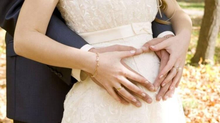 Evlilik hediyeniz hamileliğiniz olursa