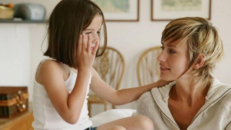 Çocuğunuzun konuşmasına fırsat verin