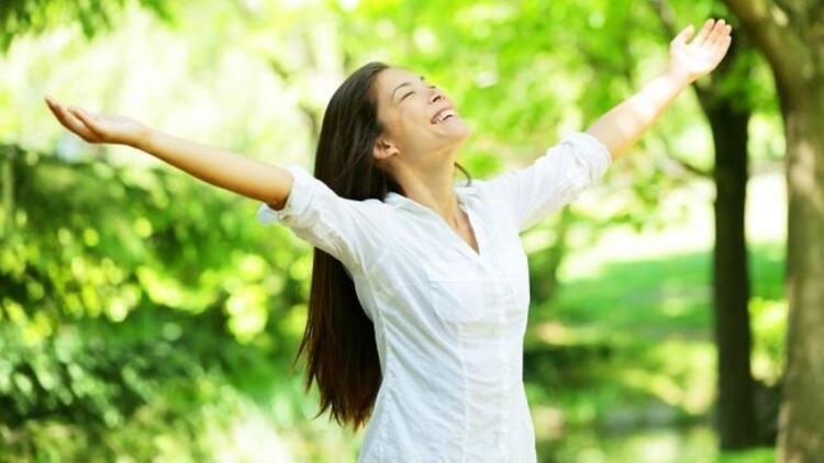 Mutluluğu kendi iç dünyanızda yakalayın!