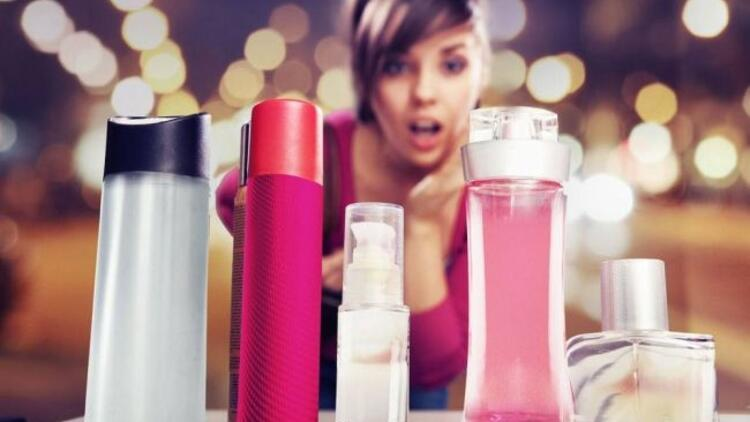 Parfüm şişesini yanından ayırmayanlara uyarı!