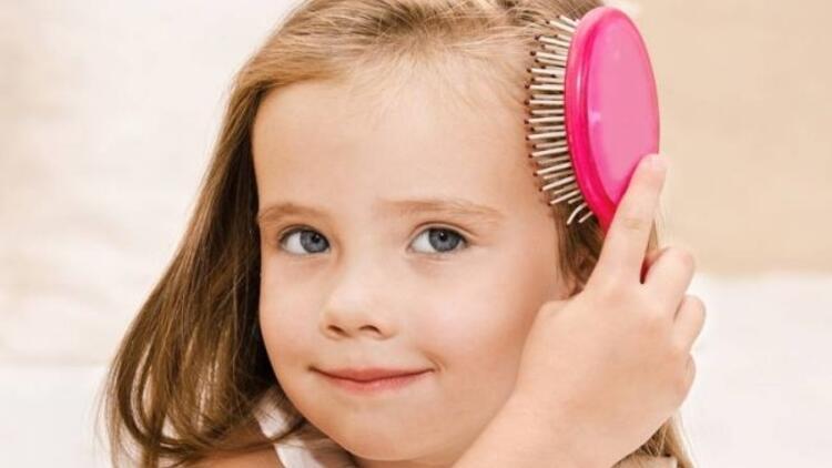 Çocukların da saçları dökülüyor!