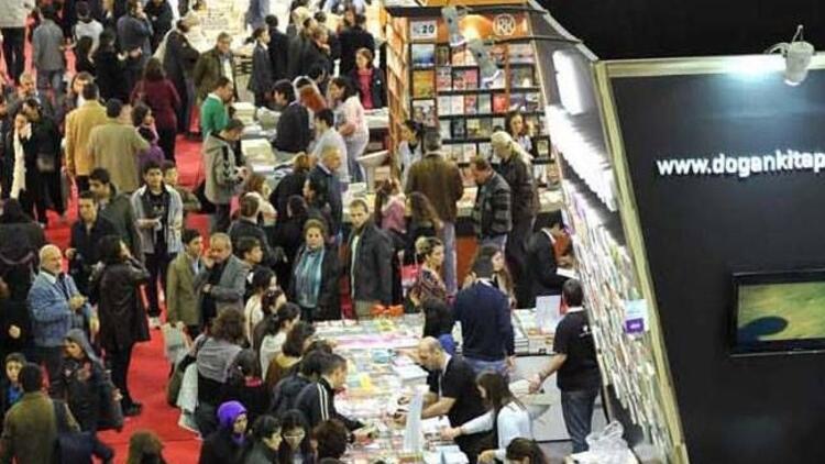 32. Uluslararası İstanbul Kitap Fuarı