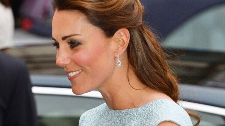 Kate Middleton yine bir mucizeye imza attı