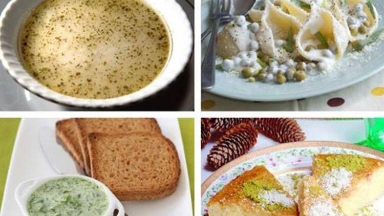 Yoğurt ile hazırlayabileceğiniz yemekler…