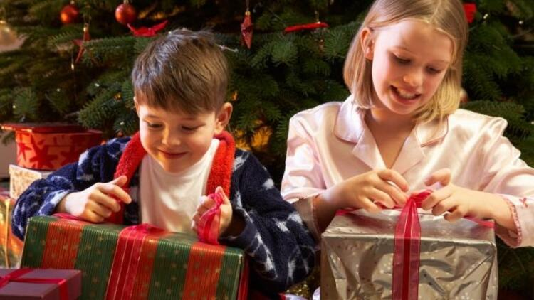 Yılbaşı için çocuklara özel hediye alternatifleri