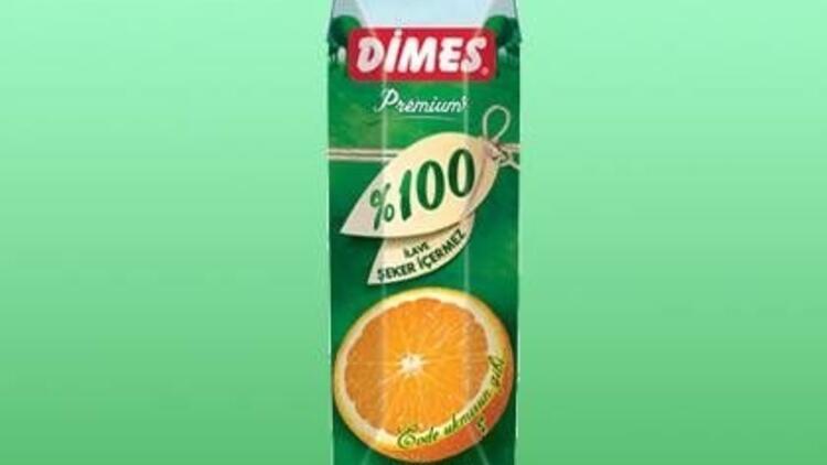 C vitamini deposu Dimes Portakal Suyu