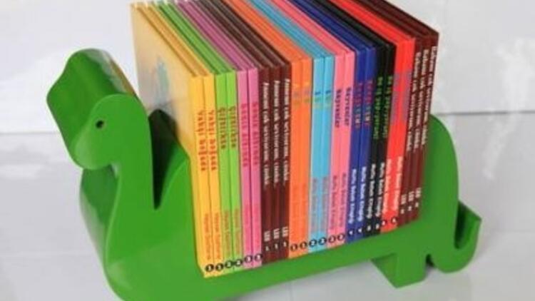 Yeşil Dinozor'dan eğlenceli kitaplar!