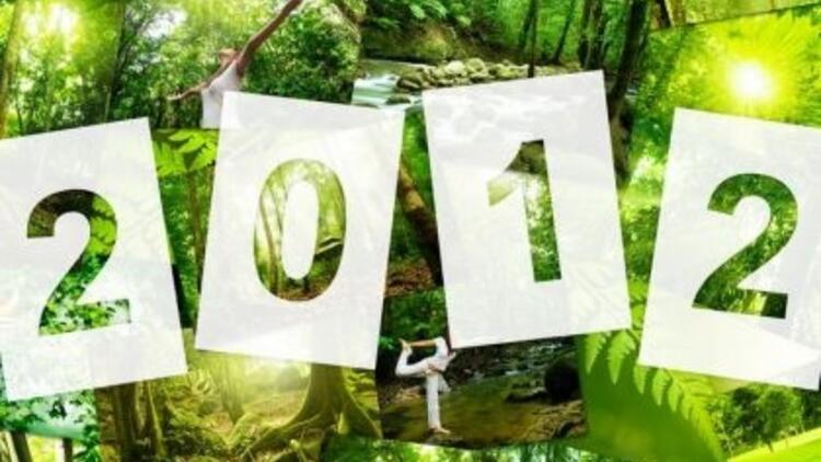 Sizin 2012 yeşil yıl kararlarınız neler?