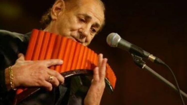 Gheorghe Zamfir Türkiye'ye geliyor!