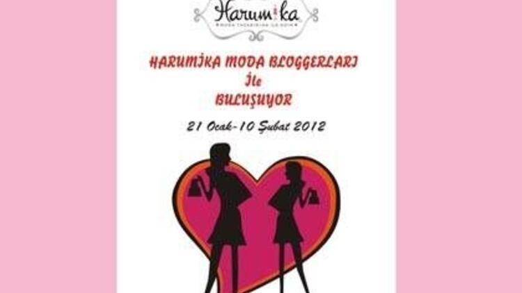 Harumika moda bloggerları ile buluşuyor!