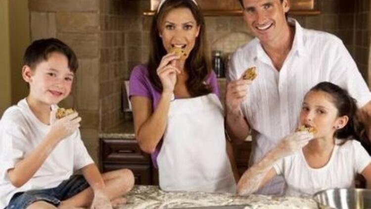 Tatilde çocuğunuzla mutfakta vakit geçirin!