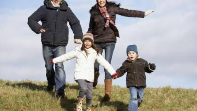 Yarıyıl tatili ebeveynler için bir fırsat