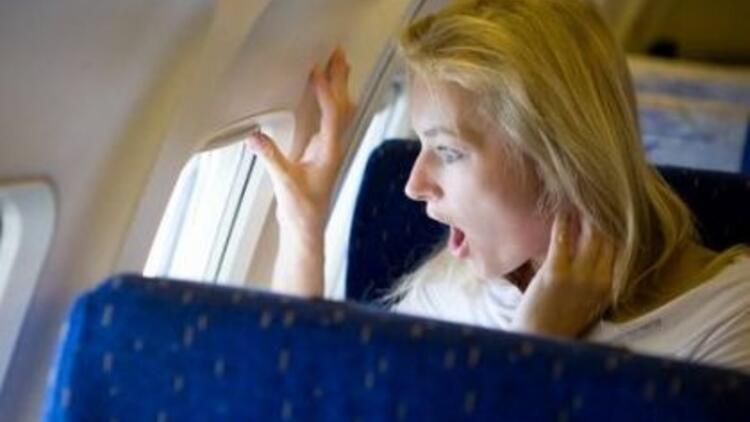 Uçuş korkusundan kurtulabilirsiniz