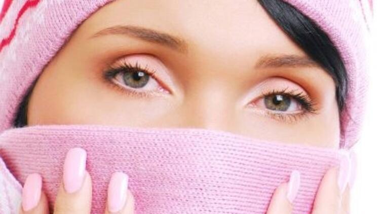 Gözleriniz soğuk algınlığından etkilenebilir