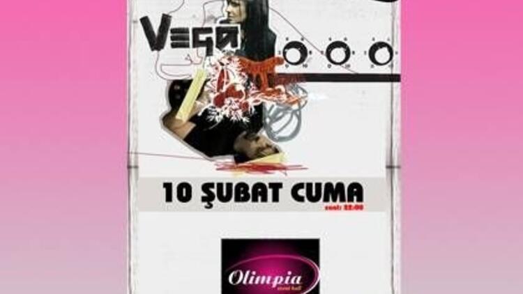 Vega konseri ile müziğe doyacaksınız!