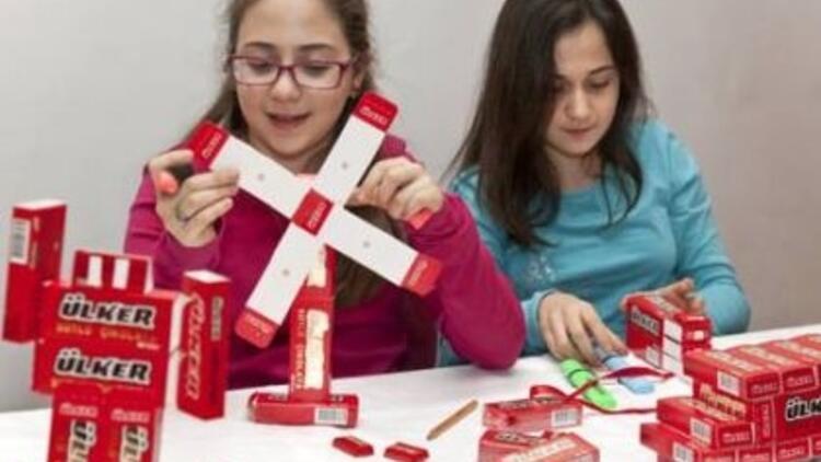 Ülker'den çocuklara özel etkinlik!