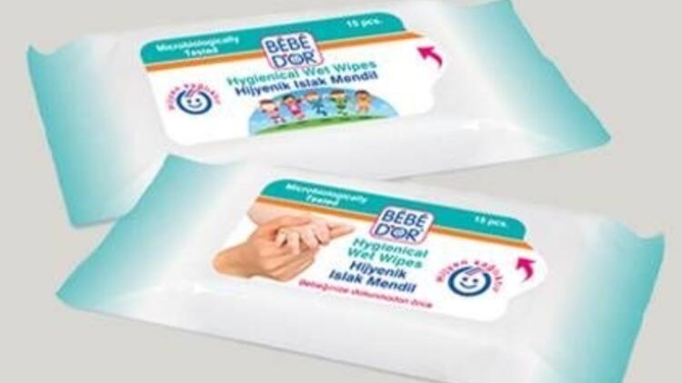 Bebe D'or ile dokunmak güvenli ve sağlıklı