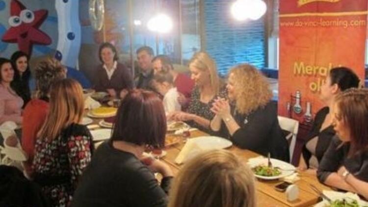 Da Vinci Learning anne bloggerları buluşturdu!