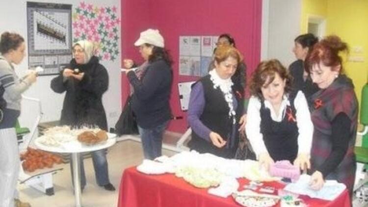 Dünya Kadınlar Günü'nde kadınlara özel buluşma