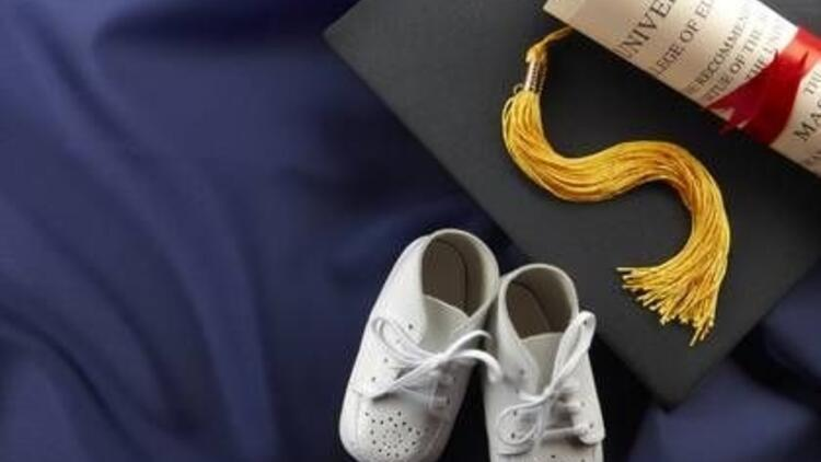 ODTÜ'lü bebekler diploma alıyor