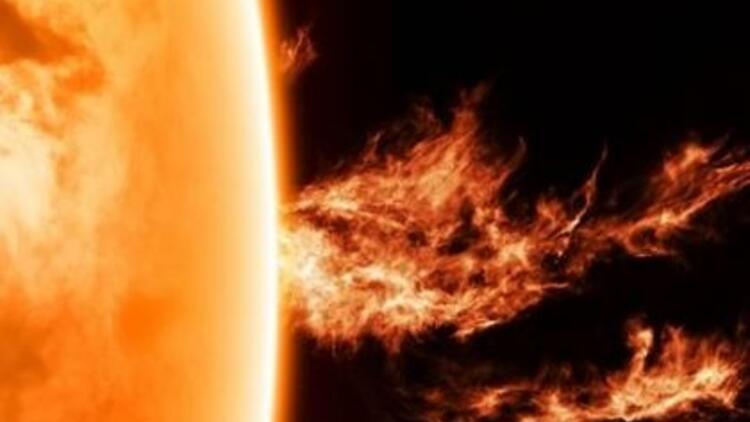 Güneş patlamaları depresyona neden olabilir!