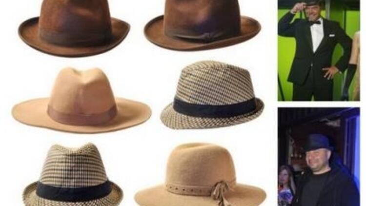 En çok kullanılan şapka modelleri
