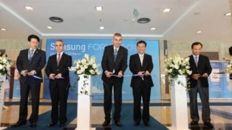 Uluslararası Samsung Forum etkinliği