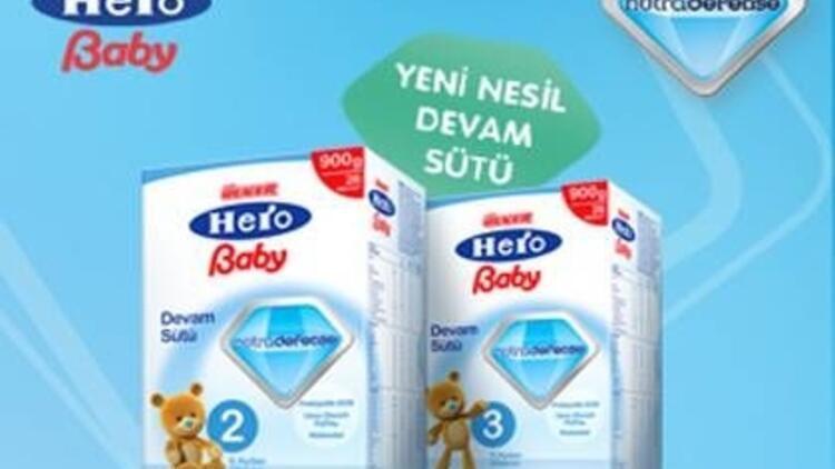Ülker Hero Baby Nutradefense yeni nesil devam sütü