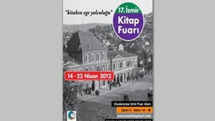 İzmir Kitap Fuarı başlıyor
