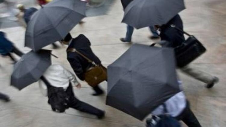 Kuvvetli yağışa karşı önleminizi alın