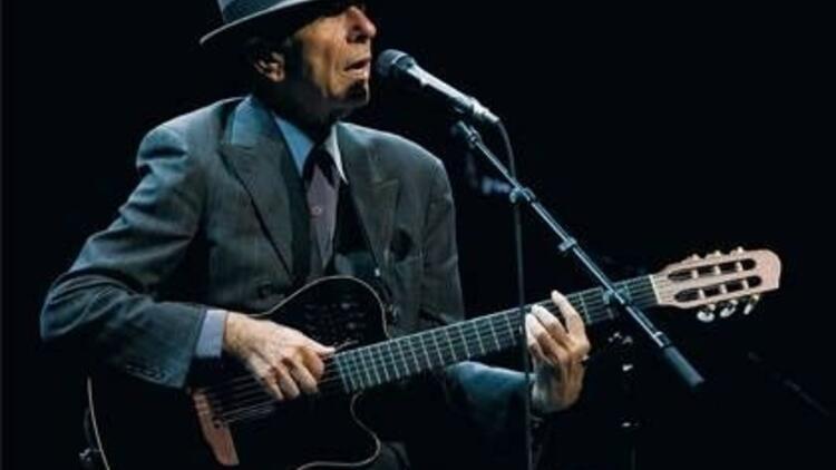 Leonard Cohen geliyor!
