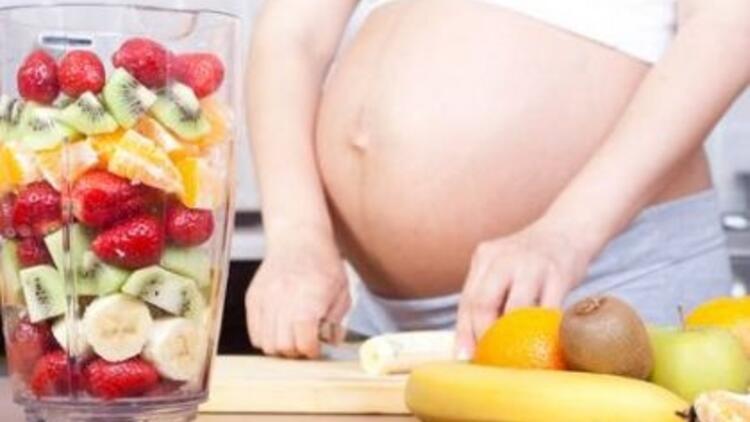 Hamilelikte bacak sağlığı için muz tüketin