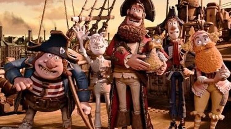 Bir animasyon filmi: Korsanlar