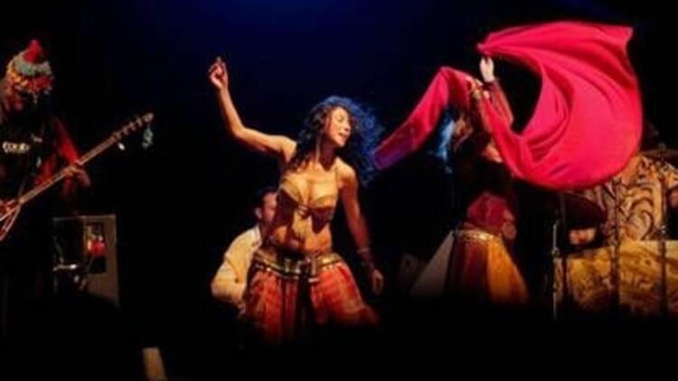 Baba Zula İstanbul Live Sahnesi'nde!