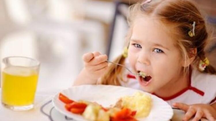 """""""Yemekte Denge"""" eğitim programı başladı"""