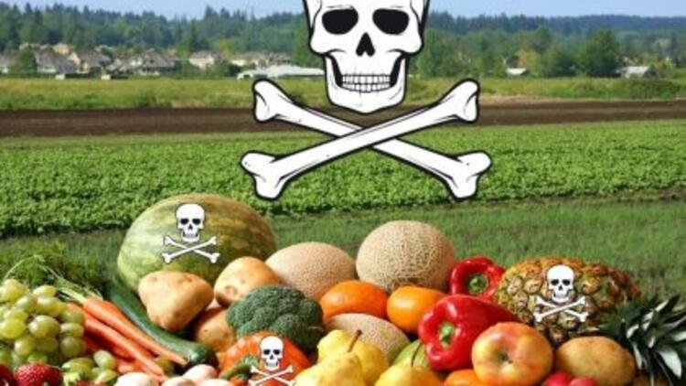 Meyve ve sebzelerdeki gizli tehlike!