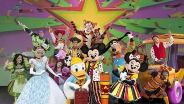 """""""Mickey'nin Müzik Festivali"""" tekrar geliyor"""