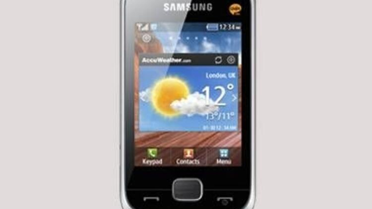Samsung Champ Deluxe ile eğlencenin tadını çıkarın!