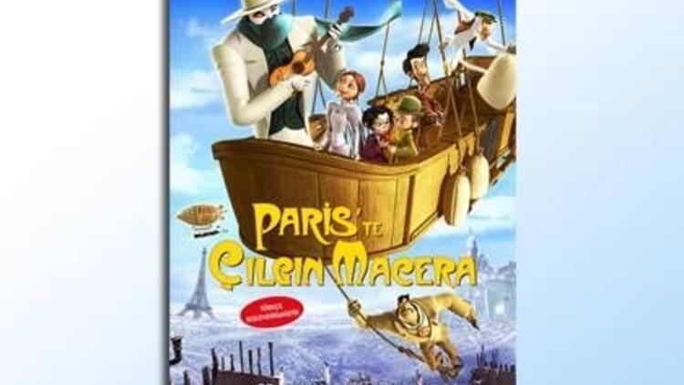 Paris'te Çılgın Macera sinemalarda!