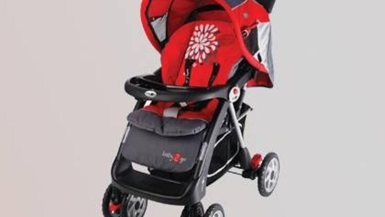 Tasarımıyla anneleri mutlu eden bebek arabası
